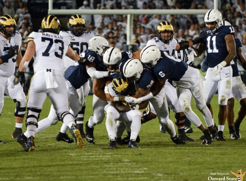 Staff Predictions: Penn State vs. Michigan