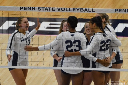 Penn State Women's Volleyball Pauses Team Activities Due To COVID-19 Cases