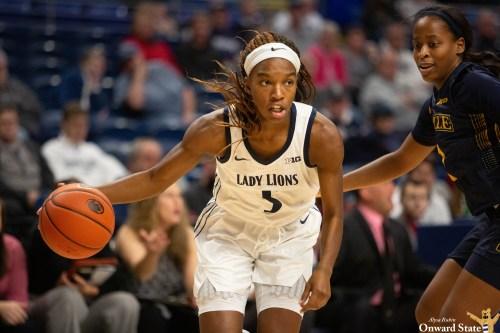 Penn State Women's Basketball Suffers Heartbreaking 69-67 Loss To La Salle