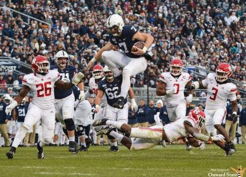Penn State-Rutgers To Kick Off At Noon