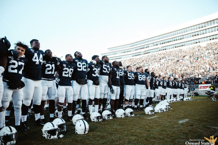 No. 8 Penn State Football Falls To Indiana 36-35 In ...