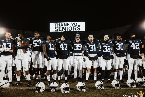 Penn State Football Players Heartbroken Over Season Postponement