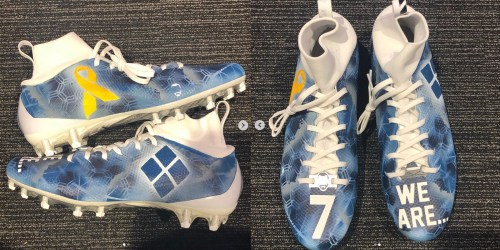 Trace McSorley To Wear THON-Themed Cleats For NFL's Annual 'My Cause, My Cleats' Weekend