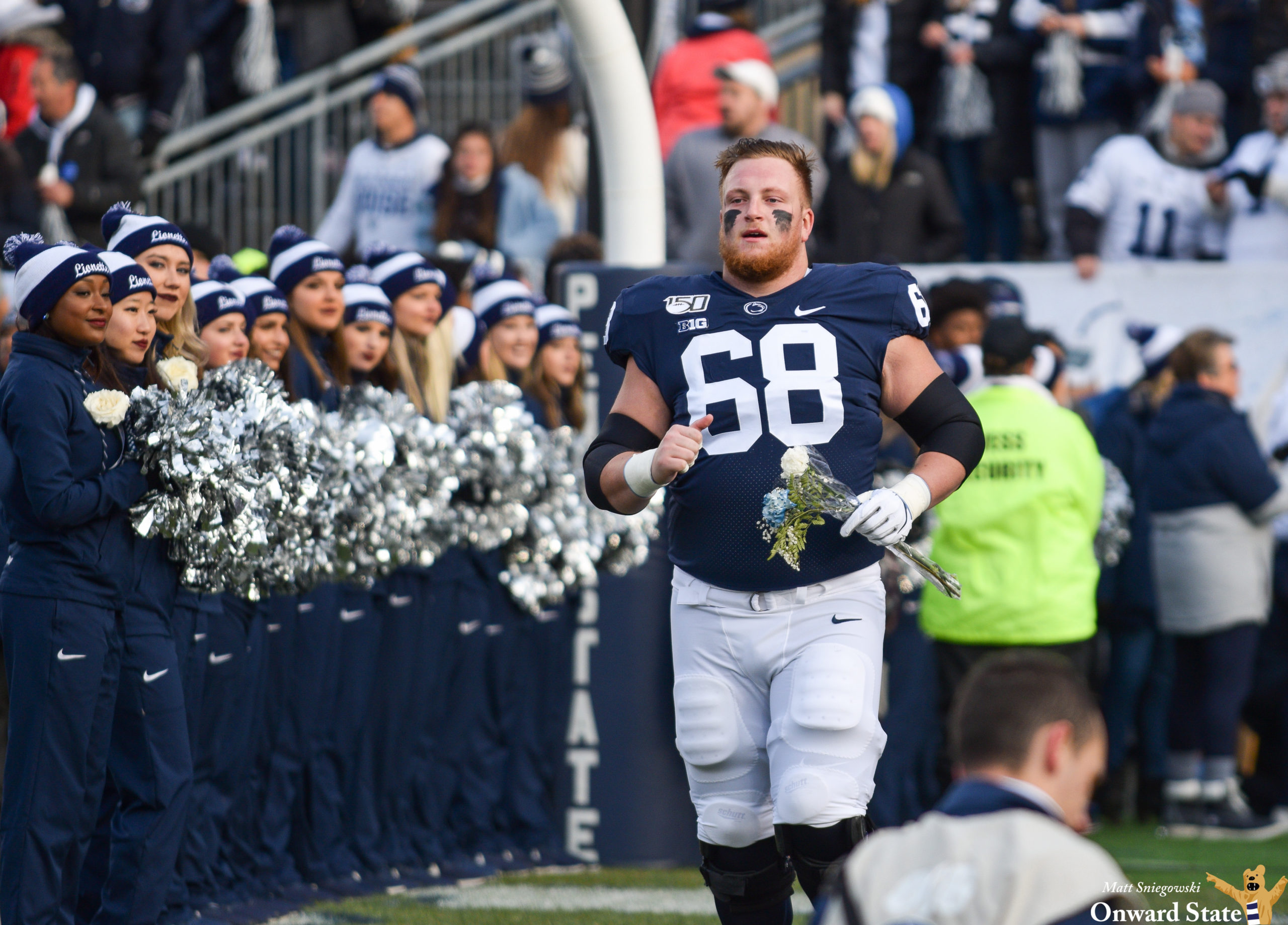 Penn State faces tough test vs No. 21 Ohio State