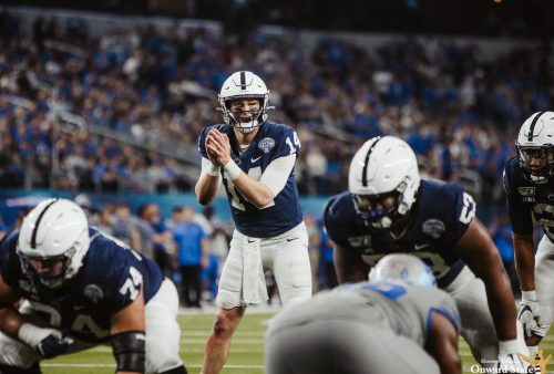 A Way-Too-Early Look At Penn State Football's Offense In 2020