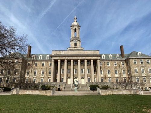 Penn State Releases 'Potential Return To Campus' Survey