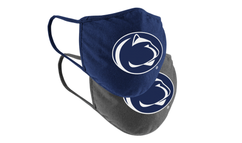 Penn State Athletics Selling Officially Licensed Face Masks, Coverings