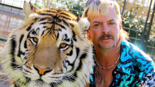 'Tiger King' Star Joe Exotic Responds To Penn State Alum's Letter