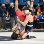 Penn State Wrestling Advances Four To Big Ten Championships Finals