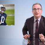 John Oliver Discusses Racist Letter To Jonathan Sutherland, Black Hair On 'Last Week Tonight'