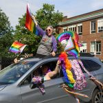 [Photo Story] State College Celebrates Pride With Car Caravan, After-Party