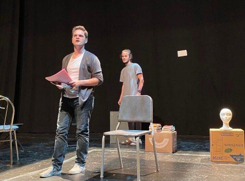 Headspace Freddie Miller -- School of Theatre