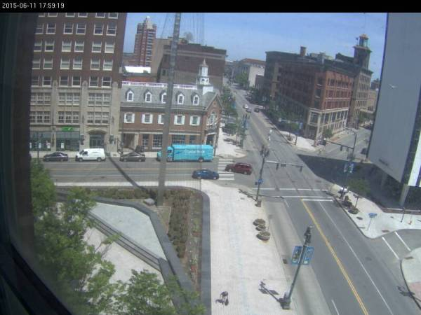 Monroe Community College - a webcam in Rochester, United ...