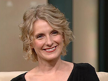 Elizabeth Gilbert, author of Eat, Pray, Love