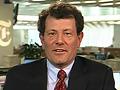 New York Times columnist Nicholas Kristof