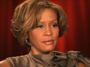 Whitney Houston opens up to Oprah.