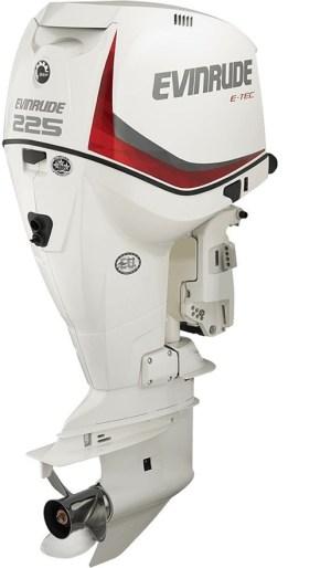 Evinrude ETEC V6 225 HP  DE225PX 2016 New Outboard for