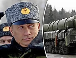 Ready for WAR: Russia prepares Satan 2 missile test 'to beat any defences' amid WW3 fears
