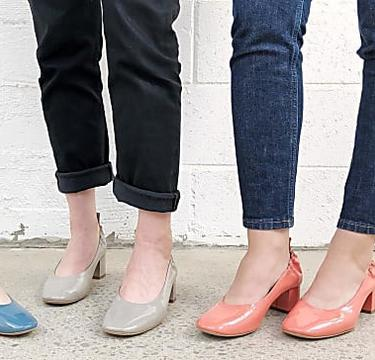 These Wallet-Friendly, Walkable Heels Are Flying Out Of Stock, And They're From One Of Your Favorite Brands