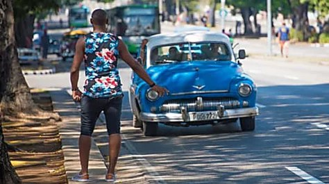 The day I picked up a Cuban hitchhiker