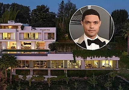 Trevor Noah Picks up $27.5 Million Bel Air Mansion