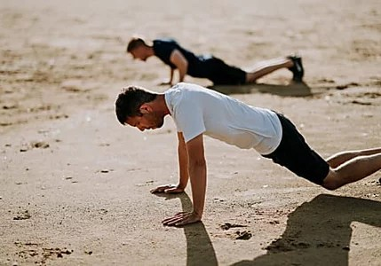 How I did 1,000 Pushups in a Week