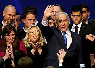 Netanyahu's party tells world Israel is turning into Iran