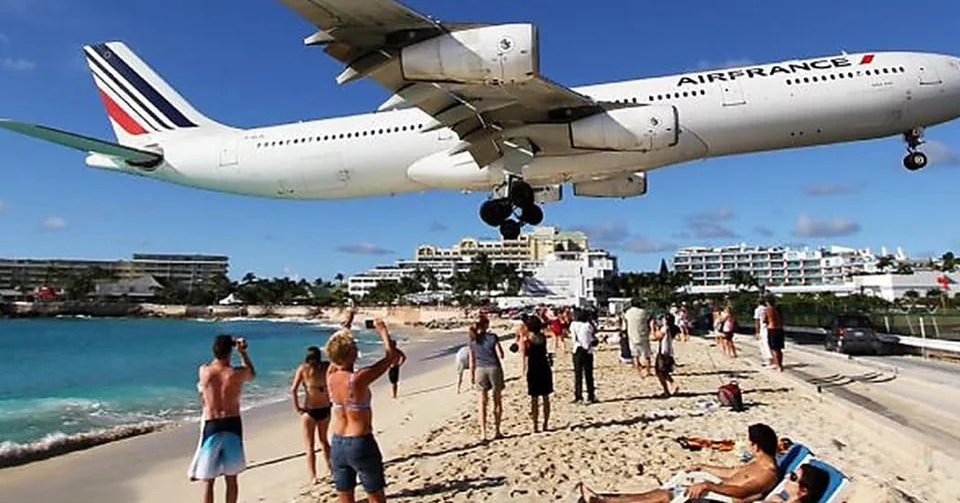 Les aéroports les plus dangereux au monde