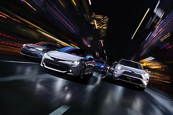 Gamma Toyota Hybrid. Fino a € 11.000 di Bonus in caso di rottamazione.