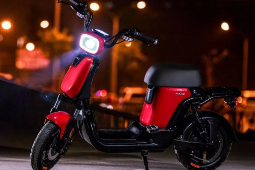 The Xiaomi Himo T1 Is An e-Moped You Can Import From China ...