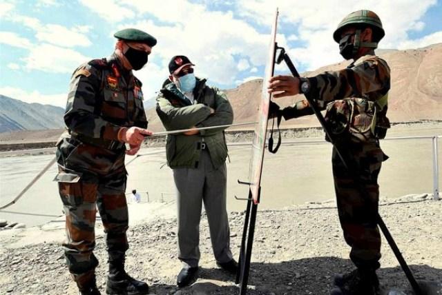 PM Modi's Ladakh Visit Boosts Soldiers' Morale But Takes ...