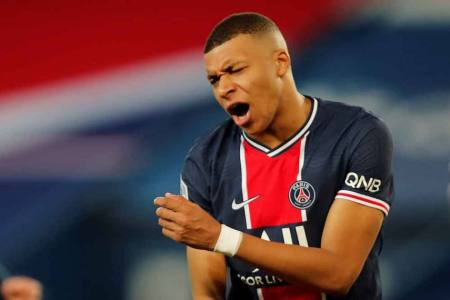 Kylian Mbappe Injury: Mauricio Pochettino Relaxed Over PSG Star's Fitness  Ahead Of Man City Tie