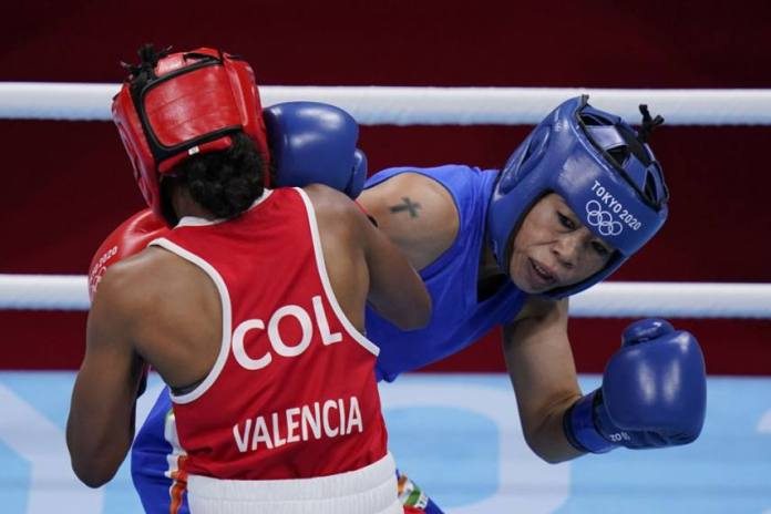 Live, Tokyo Olympics, July 29: Mary Kom Suffers Heartbreaking Defeat Vs  Ingrit Valencia Of Colombia