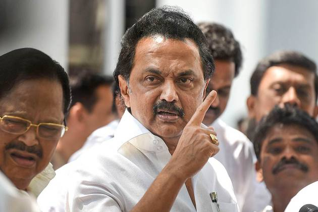Outlook India Photo Gallery - M.K. Stalin