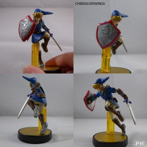 Amiibo figurines customis233es et d233faut de fabrication