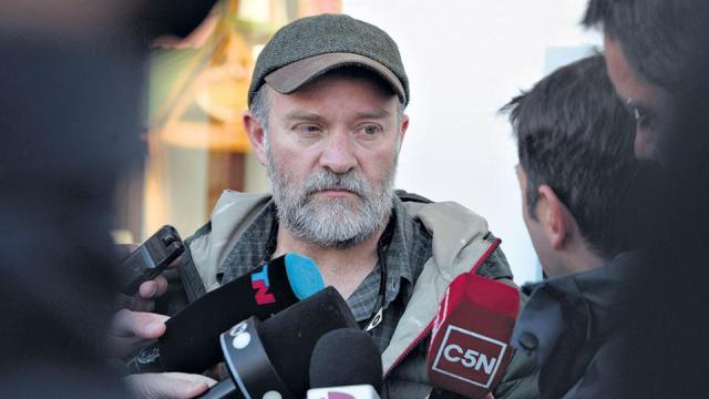 """Sergio Maldonado advirtió que """"al Gobierno no le interesa Santiago"""" y criticó a Patricia Bullrich."""
