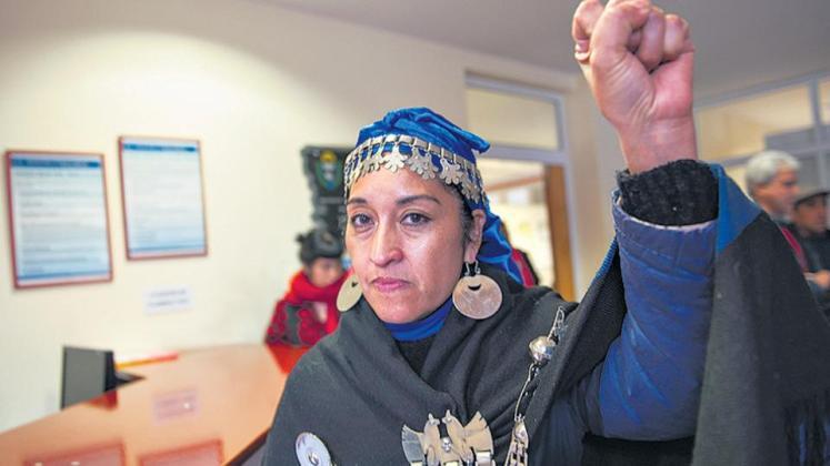 Entrevista com a líder mapuche Moira Millán
