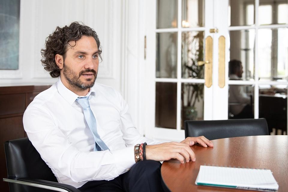 Santiago Cafiero sobre el caso del diputado Ameri: «No hubo una mirada corporativa y machirula»