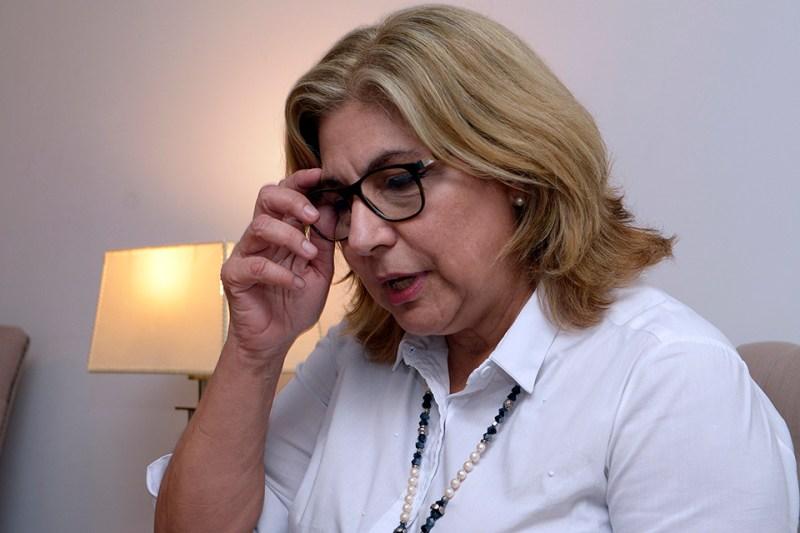 La ministra Martorano se comunicó con los sindicatos docentes.