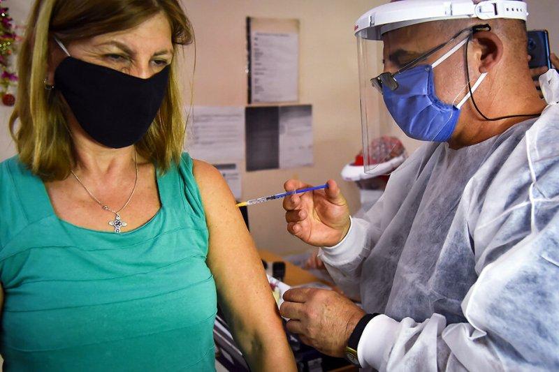 Coordinadora del Programa de Inmunizaciones, Soledad Guerrero.