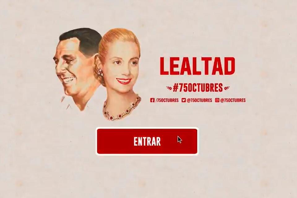 75Octubres, mañana el peronismo moviliza a Plaza de Mayo de forma virtual ¿como sumarse? 1
