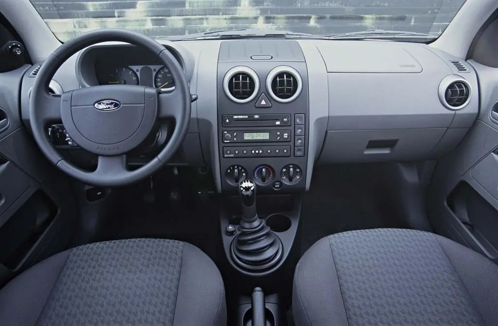 Ford Fusion Estate Review 2002 2012 Parkers