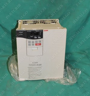 Mitsubishi, FRA54055K, Freqrol A500 Inverter VFD Drive