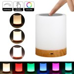 Details About Led Touch Sensor Dimmable Table Lamp Baby Room Sleeping Aid Bedside Night Light