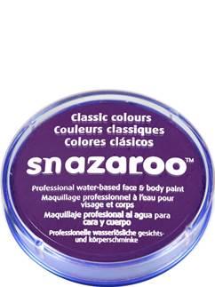 Snazaroo Purple Face Paint - 18ml