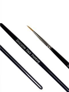 Snazaroo Fine Round Face Paint Brush