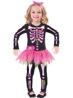 Fancy Bones Skeleton