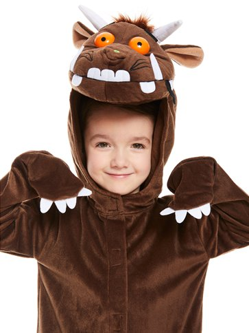 Gruffalo Child Costume Party Delights