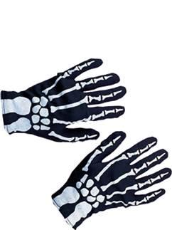 Child Skeleton Gloves