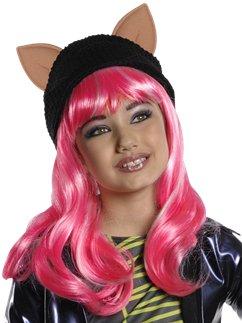 Child's Monster High Howleen Wig